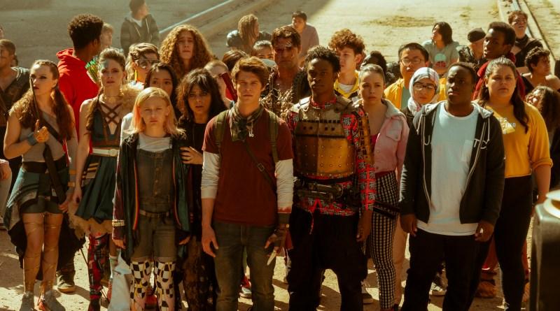 """Daybreak (Netflix) Season 1, Episode 10 recap: """"FWASH-BOOM!"""""""