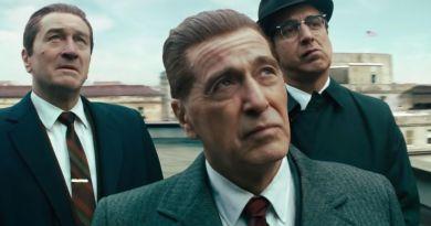 The Irishman (Netflix) Review