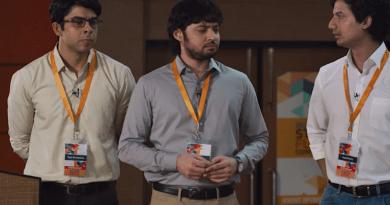 Netflix Indian film Upstarts - comedy