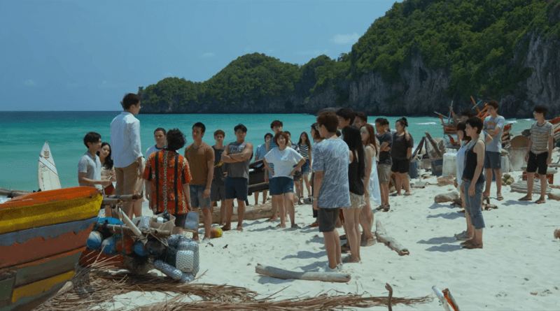 "The Stranded (Netflix) Season 1, Episode 5 recap: ""The Mutiny"""