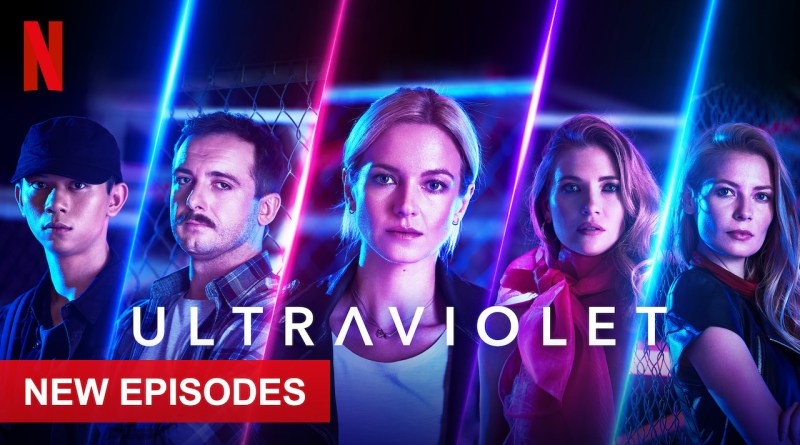 Ultraviolet Season 2 (Netflix) review: A step down from its predecessor