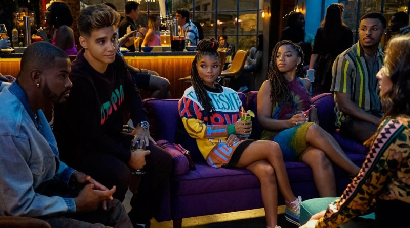 Grownish Season 3 Episode 3 Aaron, Vivek, Sky, Jazz, Doug, Ana