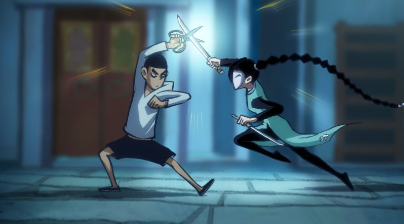 Scissor Seven review - a irreverent Chinese Netflix anime that's better than you think