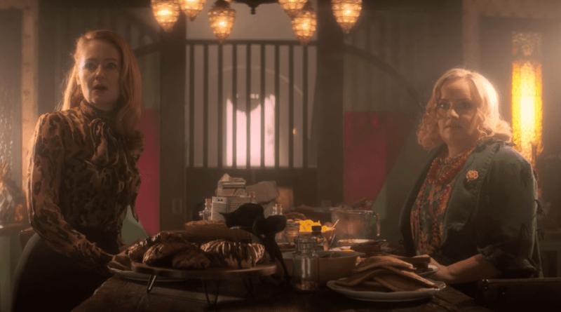 Netflix Series Chilling Adventures of Sabrina season 3, episode 7 - Chapter Twenty-Seven: The Judas Kiss