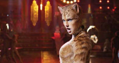 Cats Review: A Litter Box of a Mess