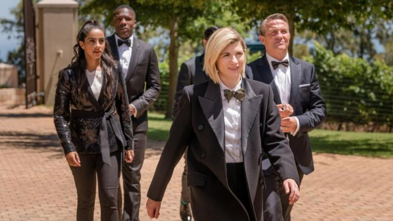 "Doctor Who Season 12, Episode 1 recap: ""Spyfall -- Part One"" 