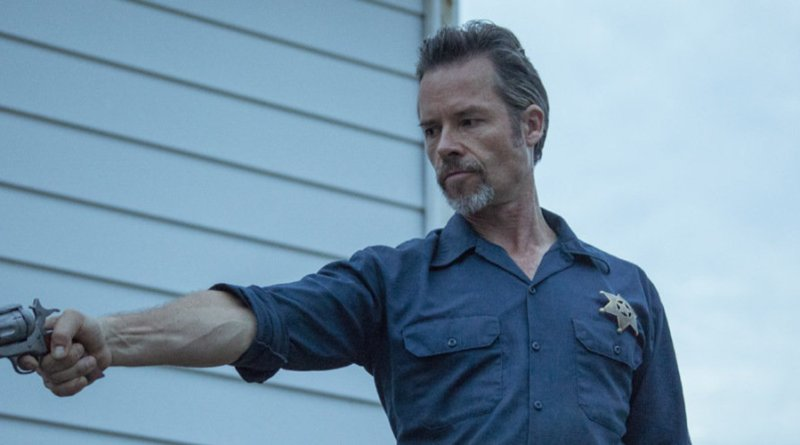 Disturbing the Peace review - someone get Guy Pearce's agent on the phone