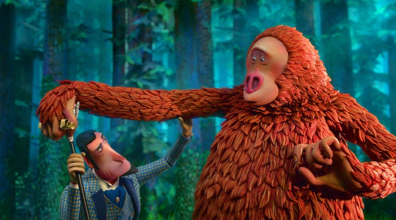 Missing Link review - gorgeous, low-stakes, action-packed fun