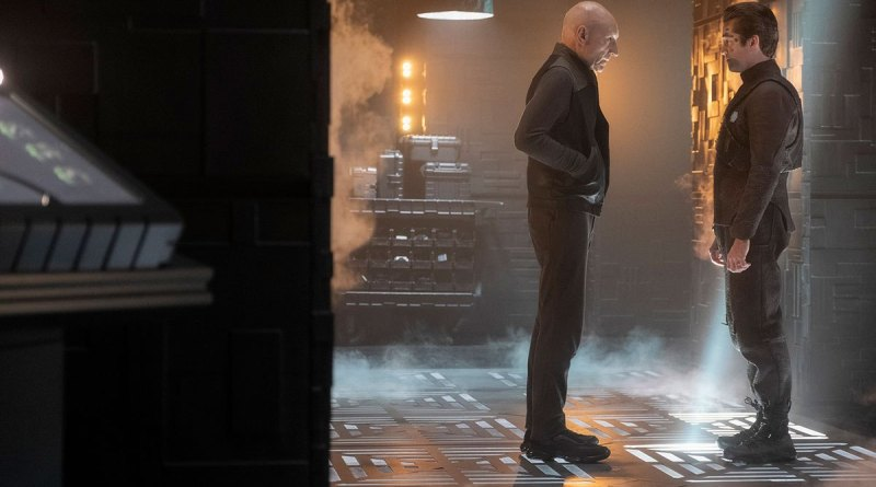 "Star Trek: Picard season 1, episode 6 recap – ""The Impossible Box"""