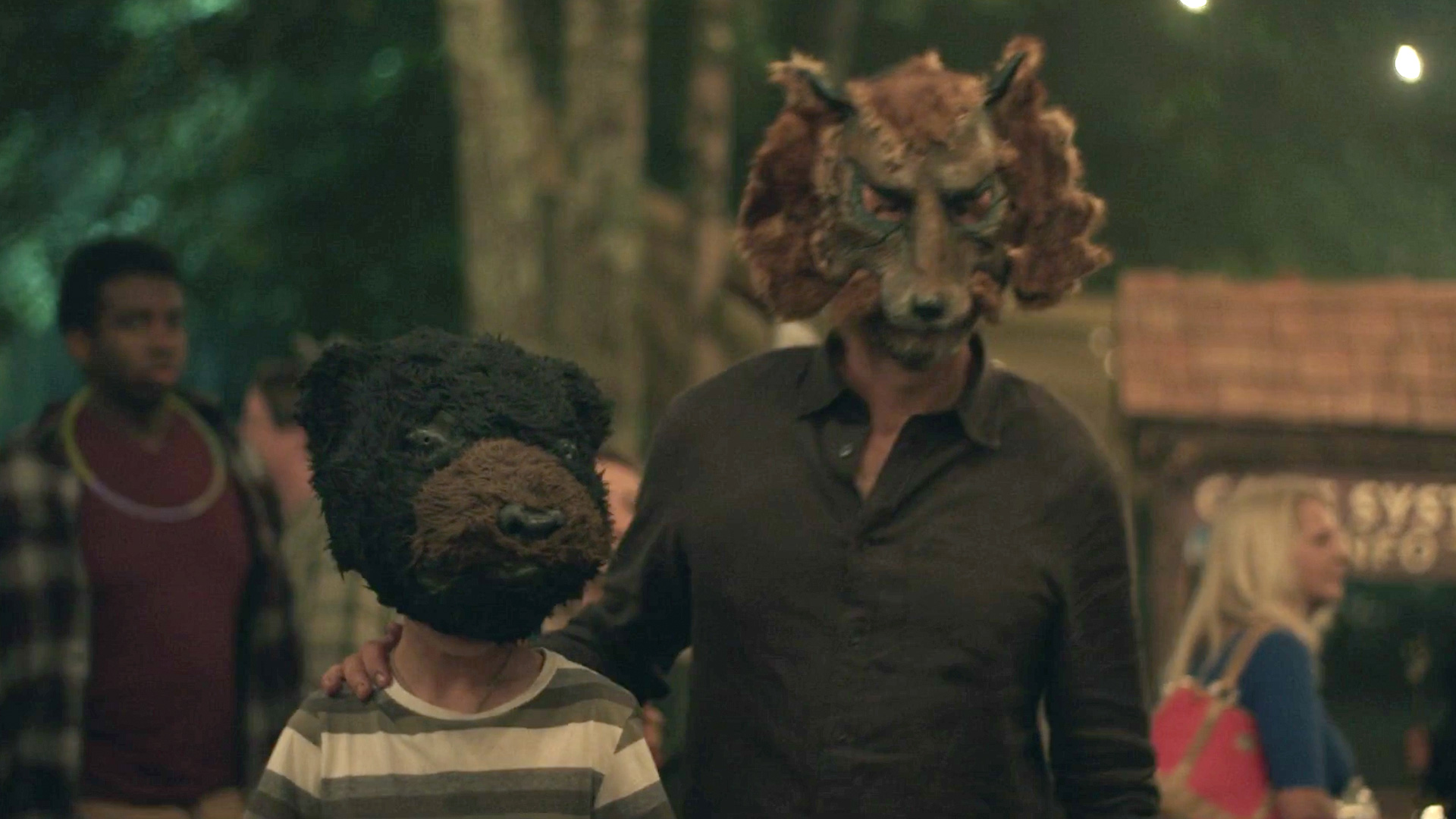 """""""Foxhead"""" affirms the inevitable in ..."""