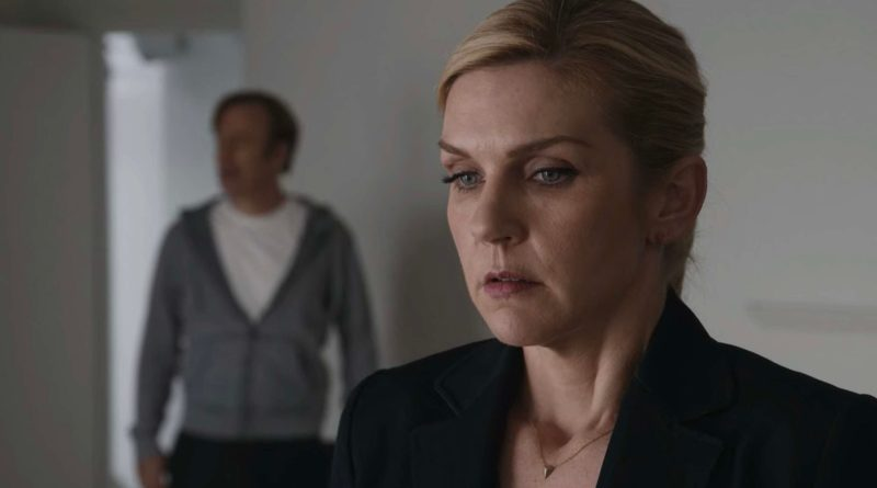 Kim is starting to feel irked by Saul's actions in Better Call Saul Season 5, Episode 2 - 50% Off