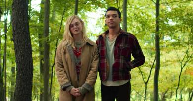 Elle Fanning and Justice Smith star in Netflix film All the Bright Places