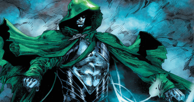 DC's The Spectre is 80, but nobody cares