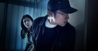 The Victims' Game (Netflix) review - a grisly Taiwanese crime drama