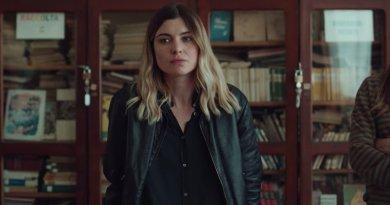 Netflix series The Trial season 1 (Il Processo)