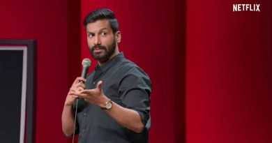Netflix stand-up special Yours Sincerely, Kanan Gill