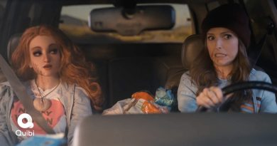 Dummy (Quibi) review - Anna Kendrick befriends a talking sex doll in a sort-of true story