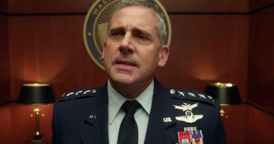 Netflix series Space Force season 1, episode 1 - THE LAUNCH recap