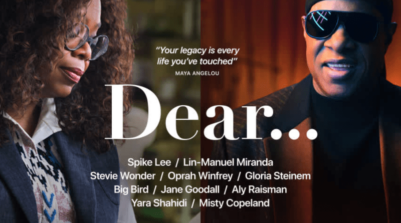 Apple TV+ documentary series Dear...