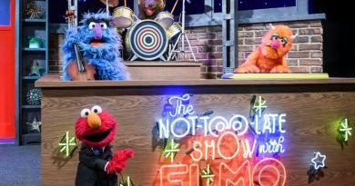 The Not Too Late Show With Elmo review - an endearing, family-friendly Muppet talkshow
