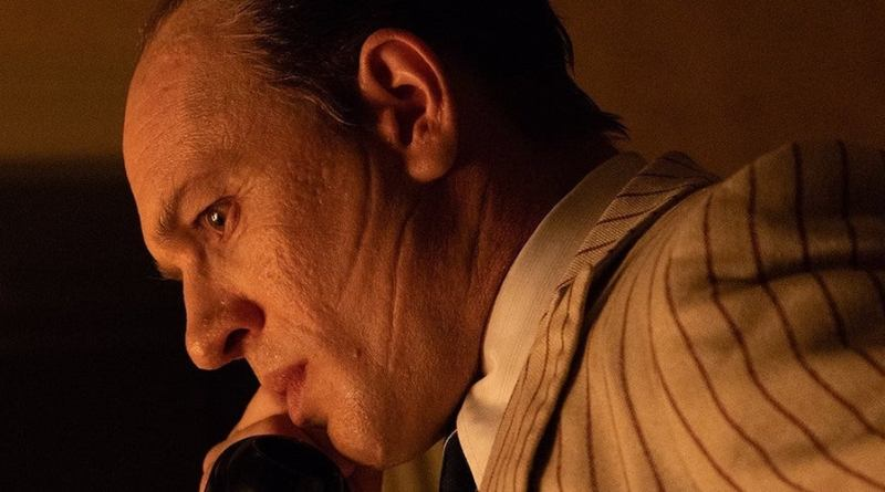 Capone review – a proudly uncommercial biopic that slowly dies before our eyes
