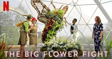 Netflix series The Big Flower Fight season 1