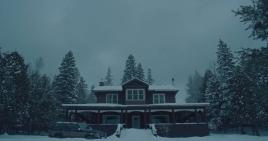 The Lodge review - a richly atmospheric chiller too stupid to be taken seriously