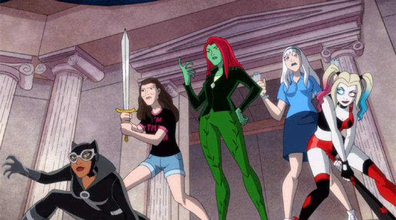 "Harley Quinn season 2, episode 9 recap - ""Bachelorette"""