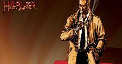 Classic Comic Rereads - Hellblazer: Dangerous Habits