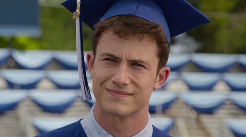 Netflix series 13 Reasons Why season 4, episode 10 - Graduation