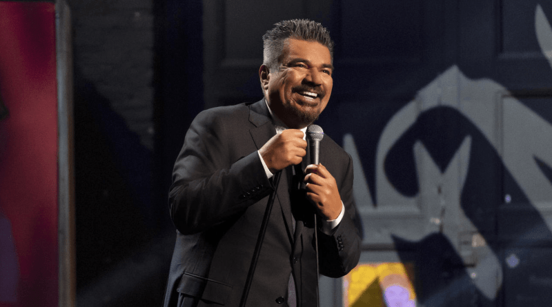 Netflix Stand-Up Special George Lopez: We'll Do It For Half