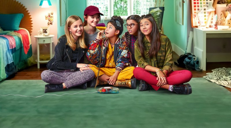 Netflix Series The Baby-Sitters Club season 1