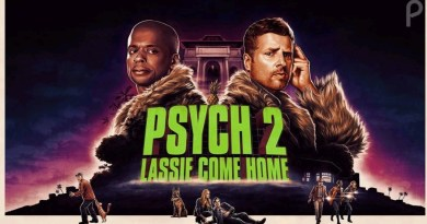Psych 2: Lassie Comes Home review - a healthy slice of film comfort food