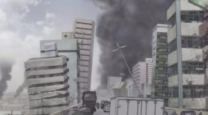 Netflix anime series Japan Sinks: 2020 season 1
