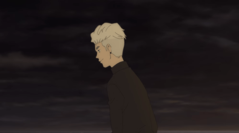 Netflix anime series Japan Sinks: 2020 season, episode 10 - Ressurection