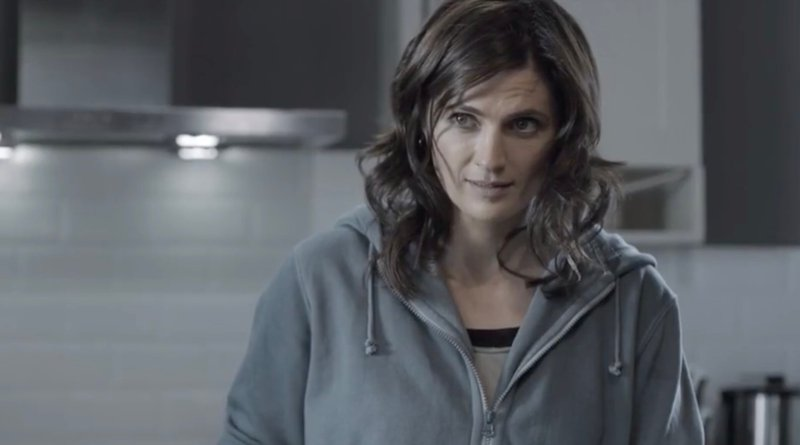 Amazon original series Absentia season 3, episode 1 - Tabula Rasa