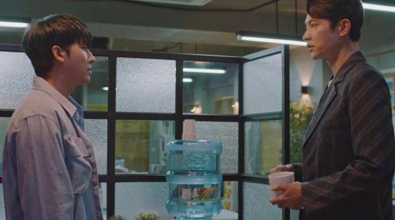 Netflix K-drama series Was It Love? episode 8