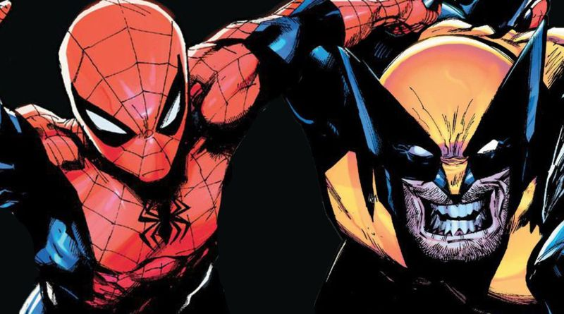 Classic Comic Rereads - Spider-Man Versus Wolverine