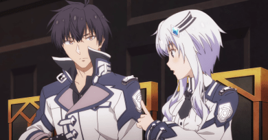 """The Misfit of Demon King Academy episode 5 recap - """"The Transfer Student"""""""