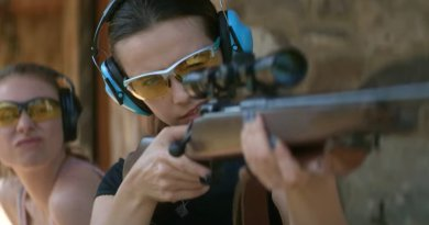 Netflix series Teenage Bounty Hunters season 1, episode 7 - Cleave or Whatever