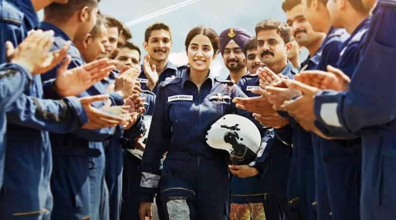 Gunjan Saxena The Kargil Girl Review A Rote Feel Good Story