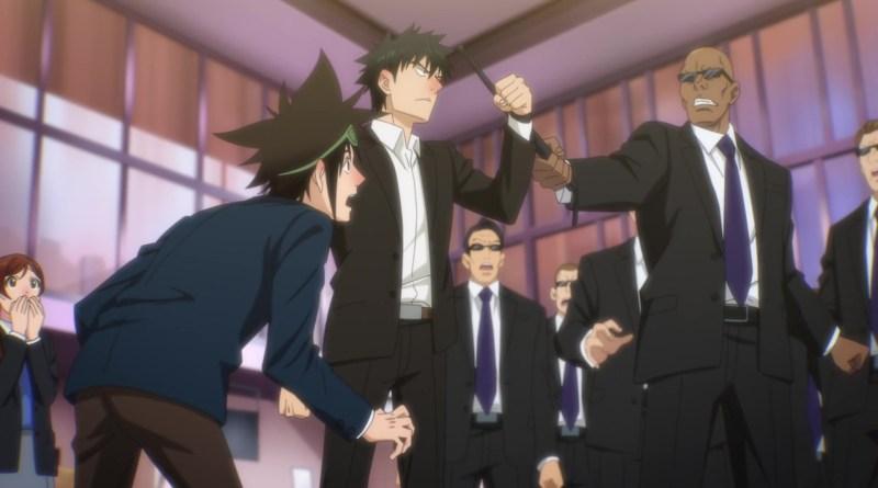 "The God of High School season 1, episode 5 recap - ""Ronde/hound"""