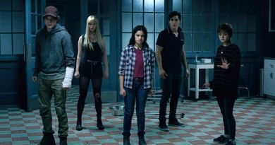 The New Mutants review - falls flat on its featureless face