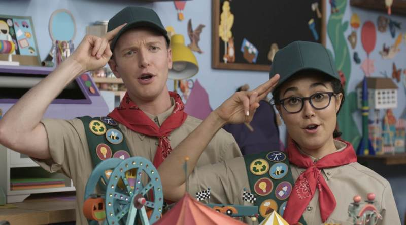 Weird But True season 3 review - more handmade education, now on Disney+