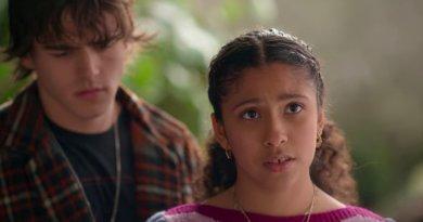 Netflix series Julie and the Phantoms season 1, episode 8 - Unsaid Emily