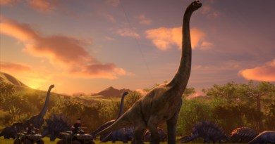 Jurassic World: Camp Cretaceous has a trailer and an interactive website