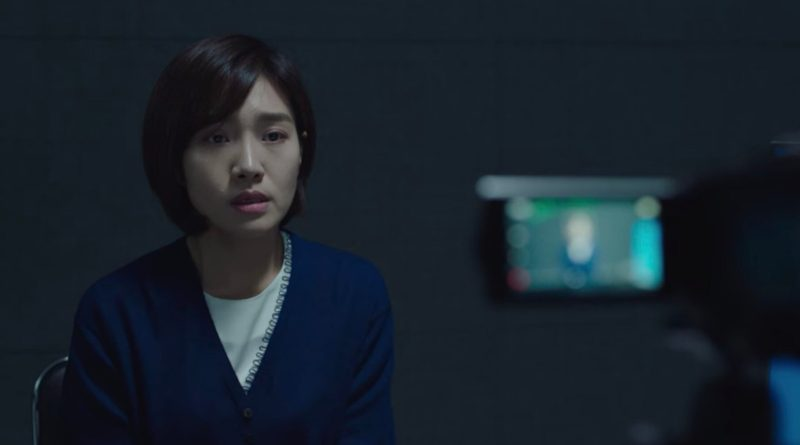 K-drama Netflix series Stranger season 2, episode 8 - Secret Forest
