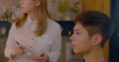Netflix K-drama series Record of Youth season 1, episode 4