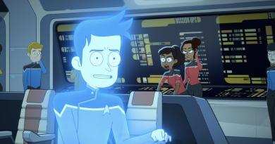 "Star Trek: Lower Decks season 1, episode 7 recap - ""Much Ado About Boimler"""