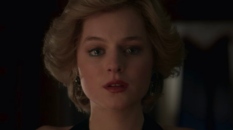 Netflix series The Crown season 4, episode 10 - War